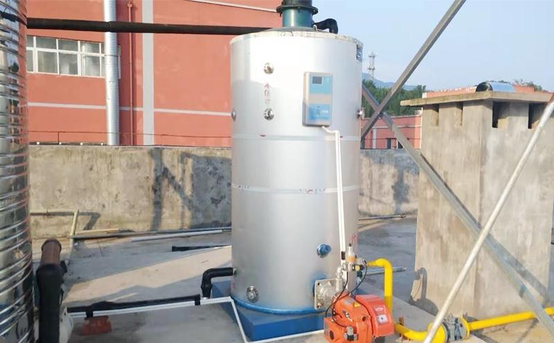 生活用水锅炉系列案例