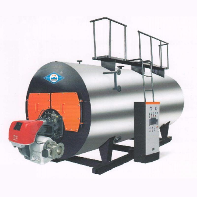 泸州WNS型系列低氮冷凝式燃油(气)蒸汽(热水)锅炉
