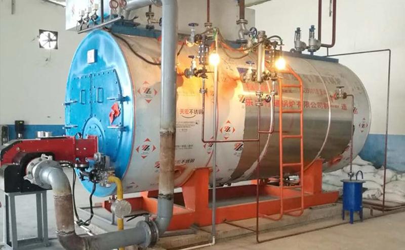 冷凝低碳高效节能锅炉案例