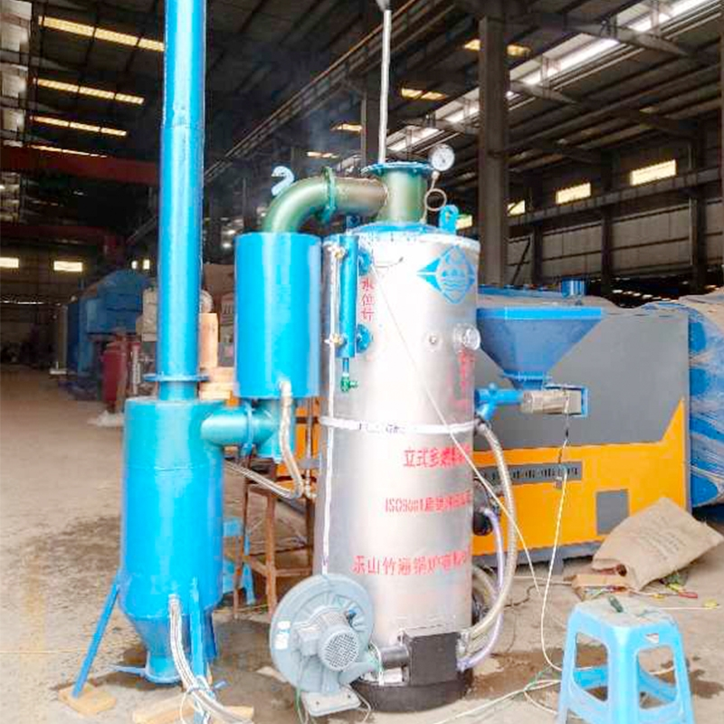 立式多燃料锅炉