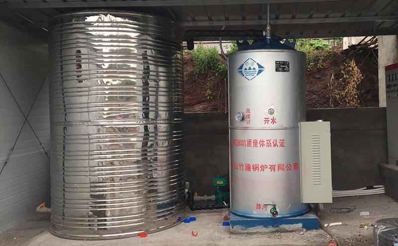 工地生活用水电热水锅炉