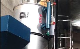 米皮加工厂安装的乐山多燃料锅炉实地实拍三